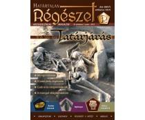 Határtalan régészet  2018. III/1. : Tatárjárás A. D.  1241-1242 : Régészeti ismeretterjesztő magazin